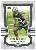 2017 Panini #160 Jamal Adams RC Rookie New York Jets