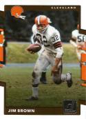 2017 Donruss #203 Jim Brown Cleveland Browns