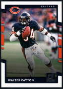 2017 Donruss #237 Walter Payton Chicago Bears