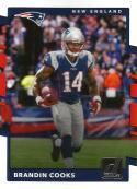 2017 Donruss #268 Brandin Cooks New England Patriots