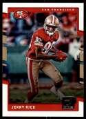 2017 Donruss #272 Jerry Rice San Francisco 49ers
