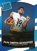 2017 Donruss #326 JuJu Smith-Schuster Pittsburgh Steelers Rated Rookie