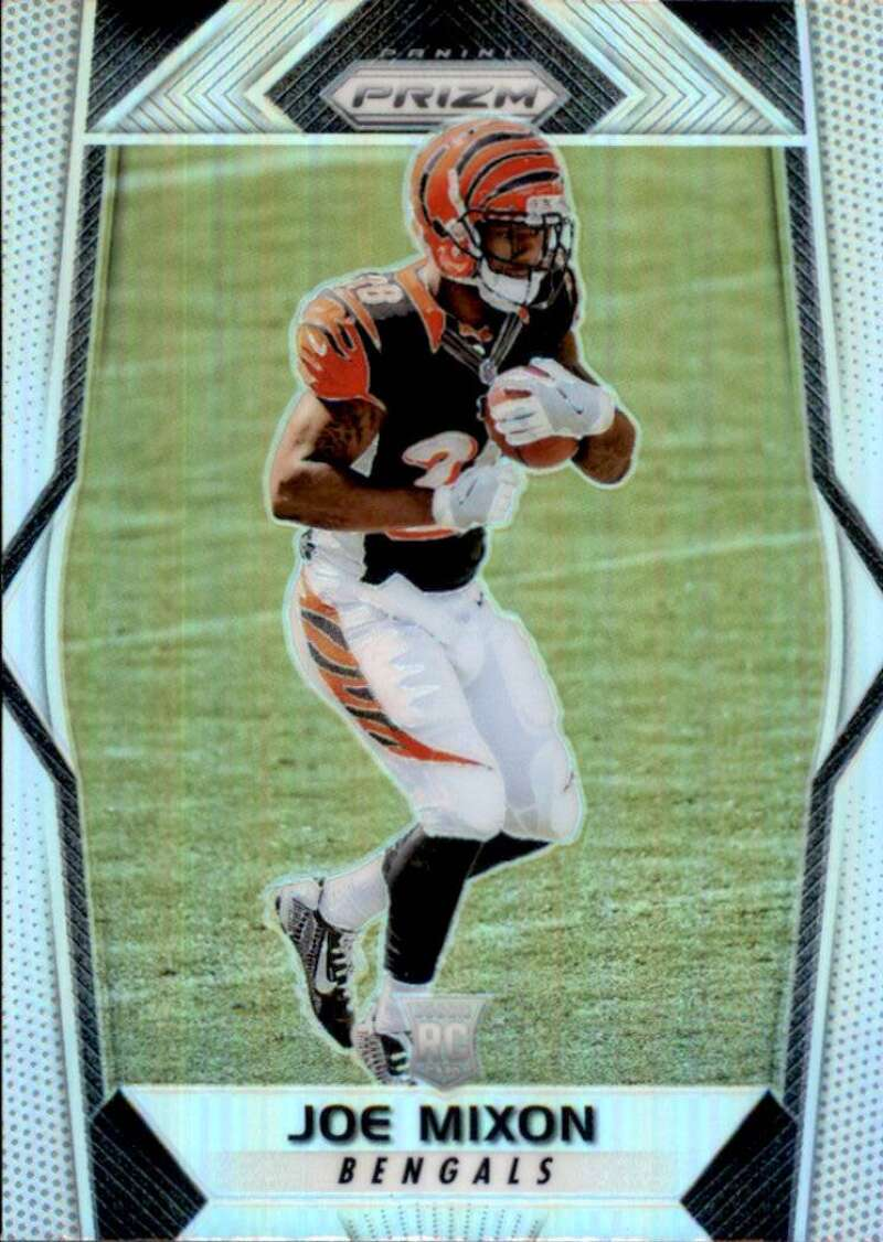 2017 Panini Prizm Prizm #261 Joe Mixon Rookie NM+ RC Rookie