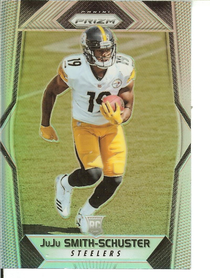2017 Panini Prizm Prizm #281 JuJu Smith-Schuster Rookie NM-MT+ RC