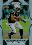 2017 Panini Prizm Prizm #84 Marshawn Lynch Oakland Raiders