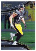 2017 Panini Select #259 T.J. Watt Pittsburgh Steelers Field Level