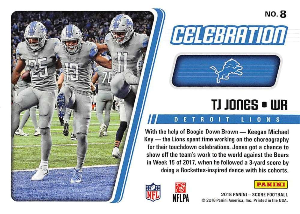 2018-Score-NFL-Football-Insert-Pick-Your-Cards-Lot-Finish-Set thumbnail 105