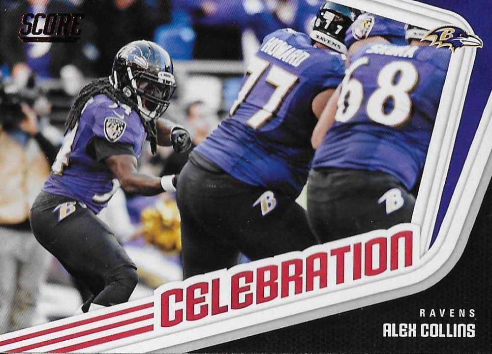2018 Score  Celebration Red