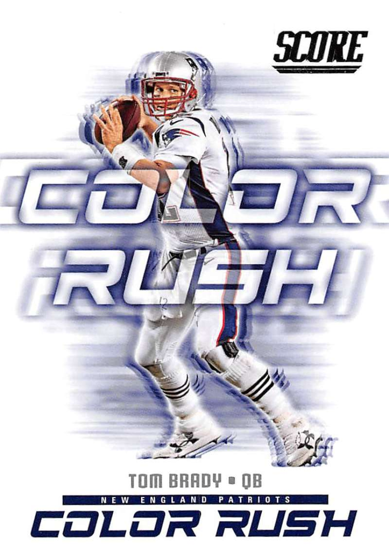 2018 Score  Color Rush