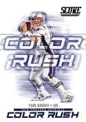 2018 Score Color Rush #1 Tom Brady NM-MT