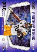 2018 Score Fantasy Stars #7 Le'Veon Bell Pittsburgh Steelers Football Card
