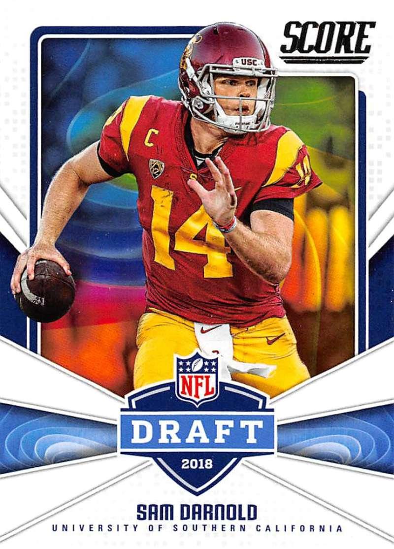 2018 Score  NFL Draft