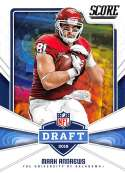 2018 Score NFL Draft #27 Mark Andrews NM-MT