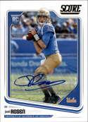 2018 Score Signatures Rookie Autographs #348 Josh Rosen RC AU - Arizona Cardinals / UCLA Bruins Rookie (Autographed) NM-MT NFL
