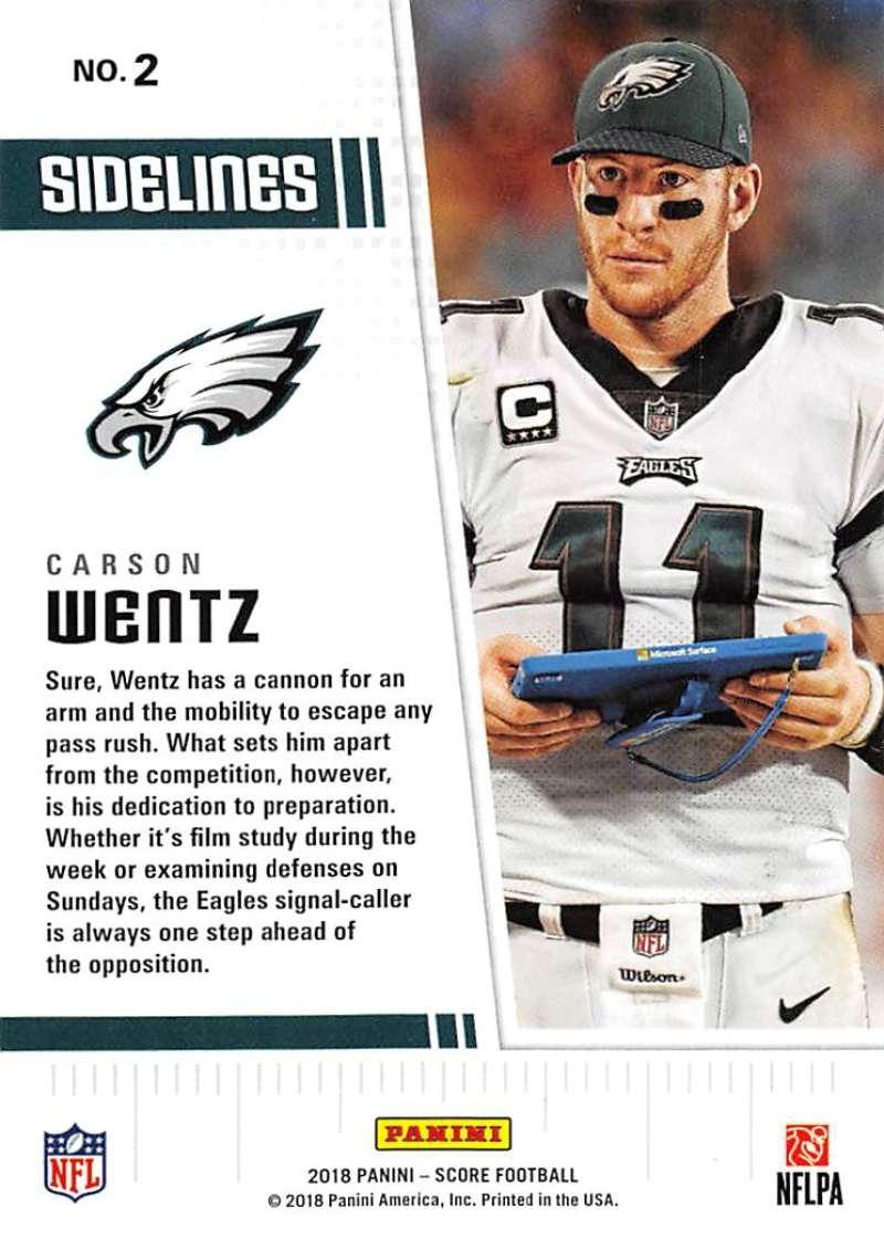 2018-Score-NFL-Football-Insert-Pick-Your-Cards-Lot-Finish-Set thumbnail 267