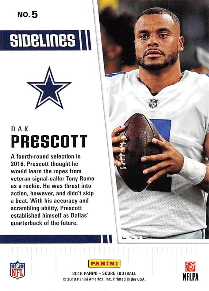 2018-Score-NFL-Football-Insert-Pick-Your-Cards-Lot-Finish-Set thumbnail 273