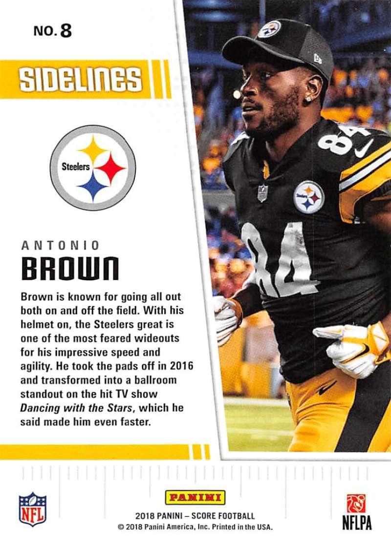 2018-Score-NFL-Football-Insert-Pick-Your-Cards-Lot-Finish-Set thumbnail 279