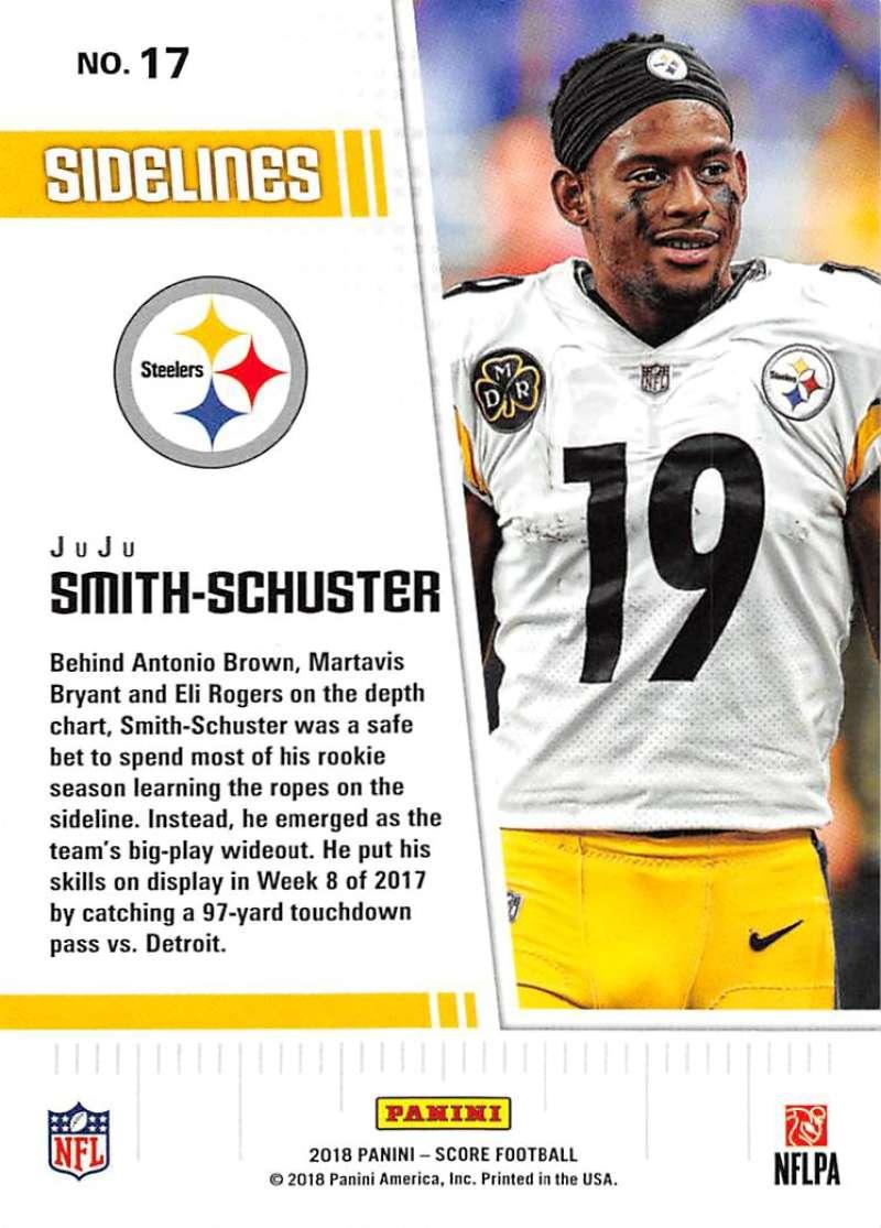 2018-Score-NFL-Football-Insert-Pick-Your-Cards-Lot-Finish-Set thumbnail 295
