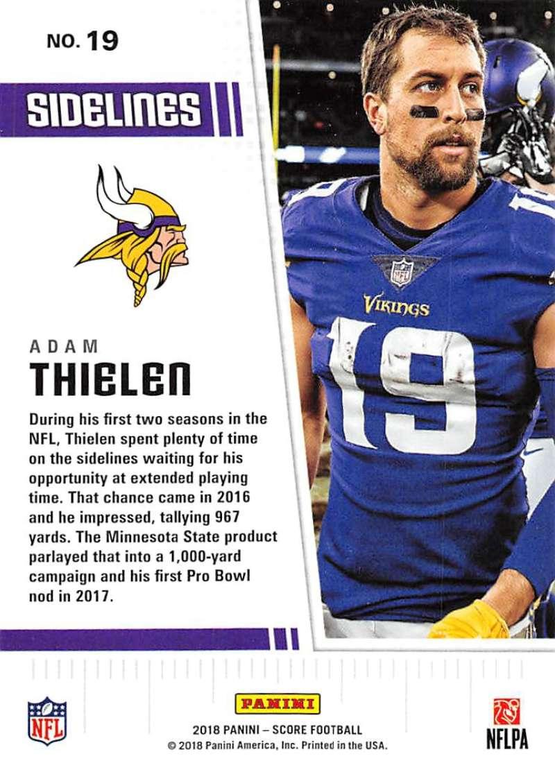 2018-Score-NFL-Football-Insert-Pick-Your-Cards-Lot-Finish-Set thumbnail 299