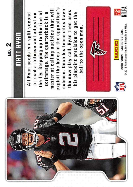2018-Score-NFL-Football-Insert-Pick-Your-Cards-Lot-Finish-Set thumbnail 305