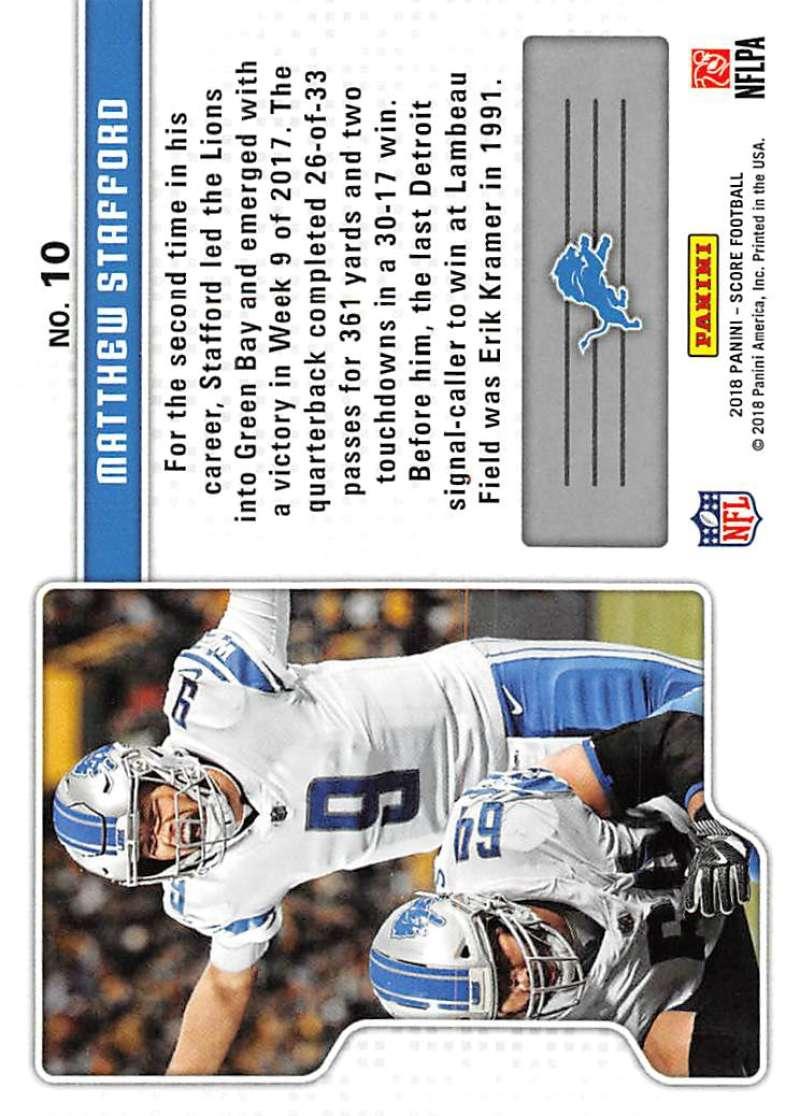 2018-Score-NFL-Football-Insert-Pick-Your-Cards-Lot-Finish-Set thumbnail 321