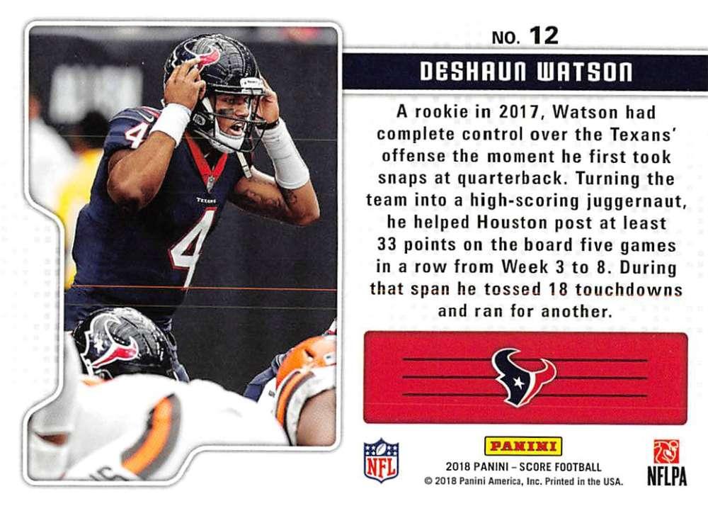 2018-Score-NFL-Football-Insert-Pick-Your-Cards-Lot-Finish-Set thumbnail 325