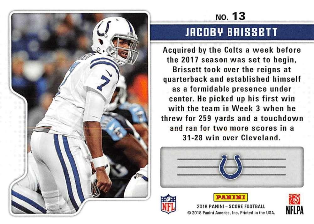 2018-Score-NFL-Football-Insert-Pick-Your-Cards-Lot-Finish-Set thumbnail 327