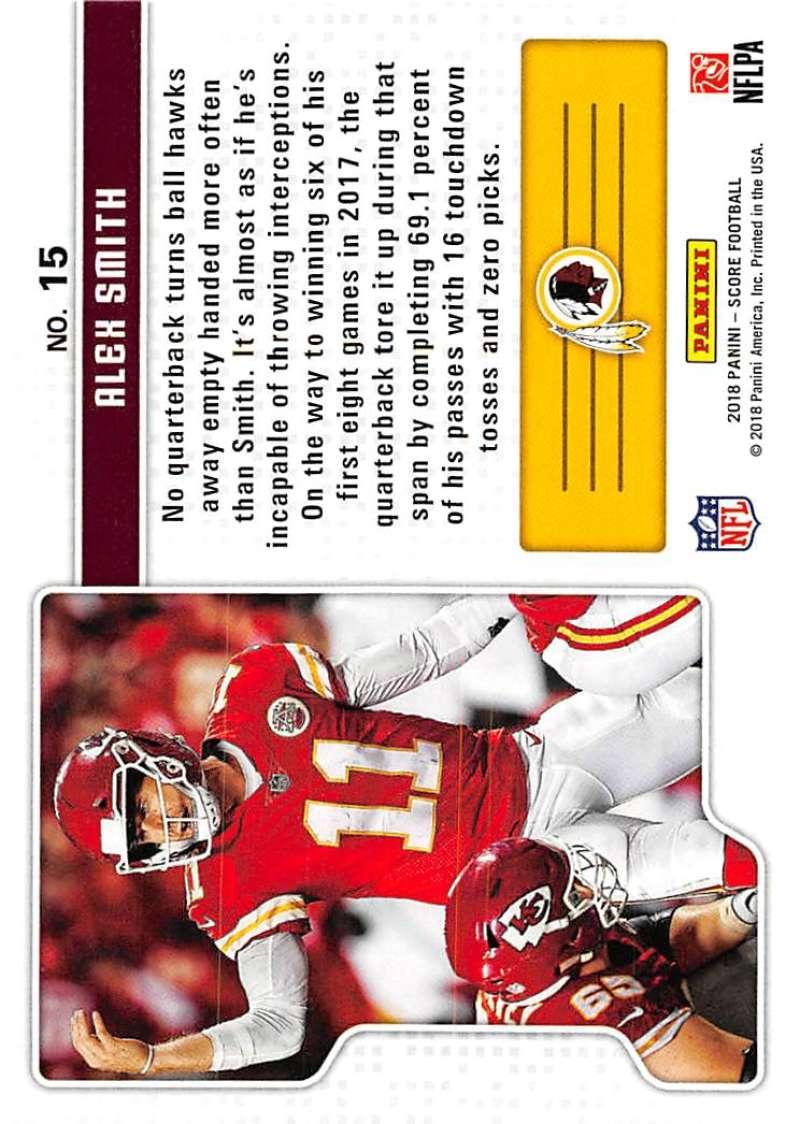 2018-Score-NFL-Football-Insert-Pick-Your-Cards-Lot-Finish-Set thumbnail 331