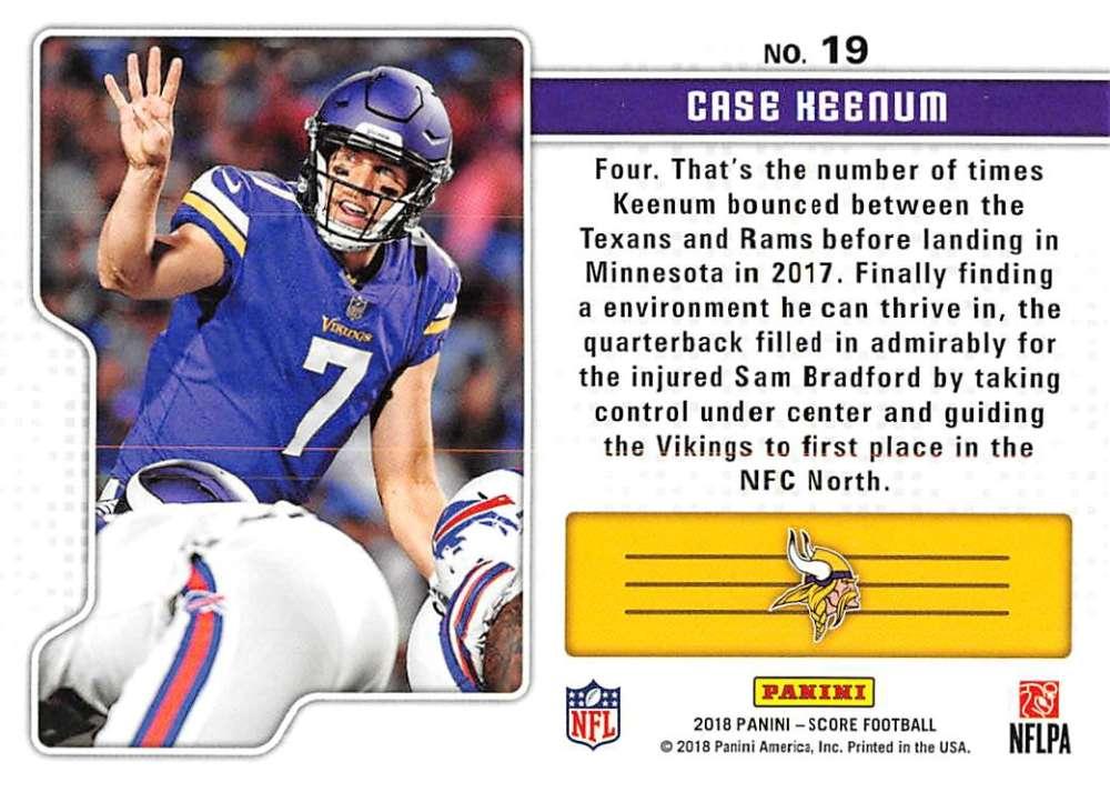 2018-Score-NFL-Football-Insert-Pick-Your-Cards-Lot-Finish-Set thumbnail 337