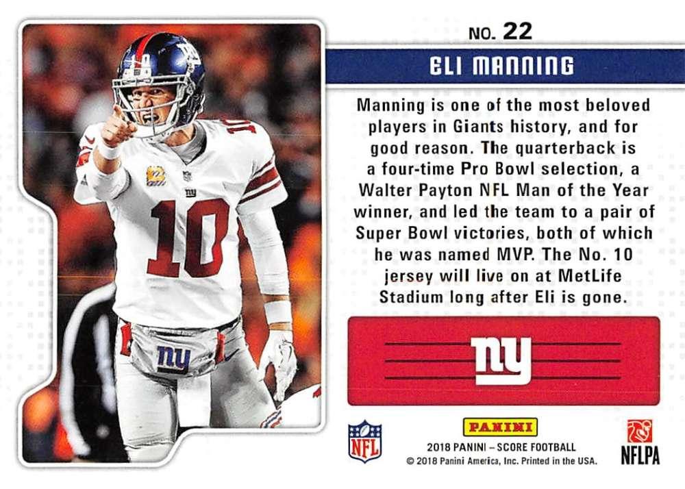 2018-Score-NFL-Football-Insert-Pick-Your-Cards-Lot-Finish-Set thumbnail 343