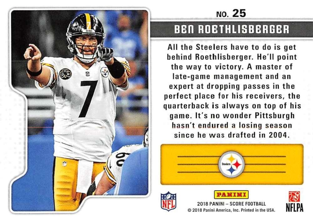 2018-Score-NFL-Football-Insert-Pick-Your-Cards-Lot-Finish-Set thumbnail 349