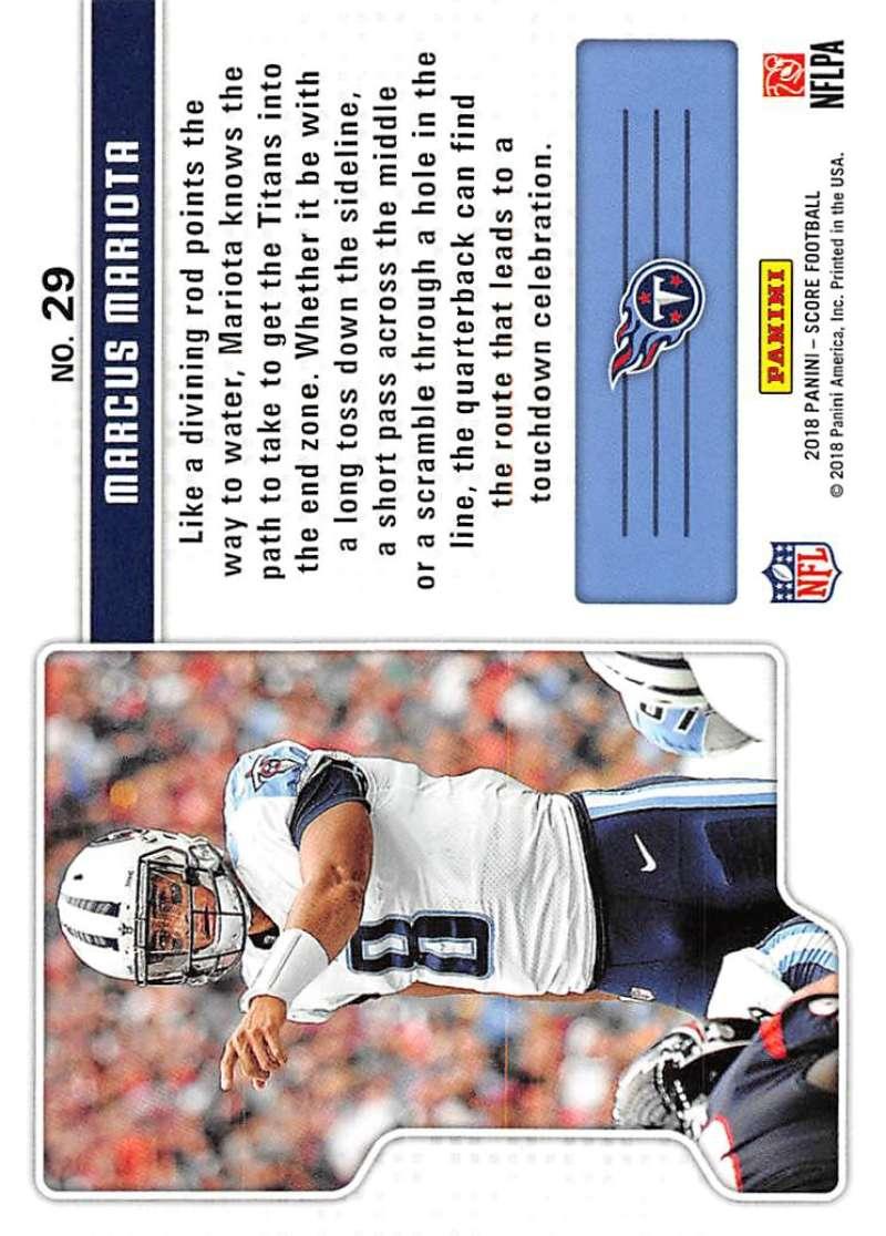 2018-Score-NFL-Football-Insert-Pick-Your-Cards-Lot-Finish-Set thumbnail 357