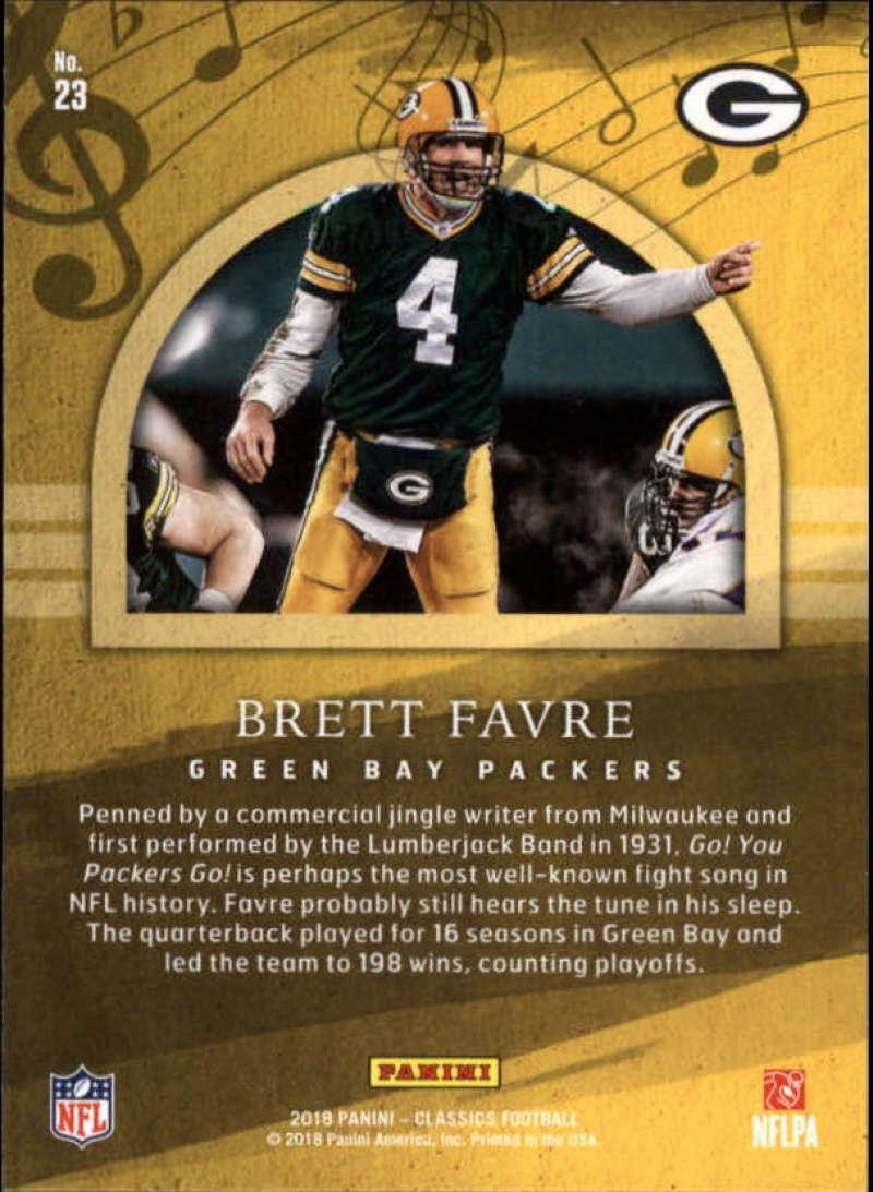 2018-Panini-CLASSICS-Football-Inserts-and-Parallels-Pick-Your-Cards-Make-Own-Lot thumbnail 62