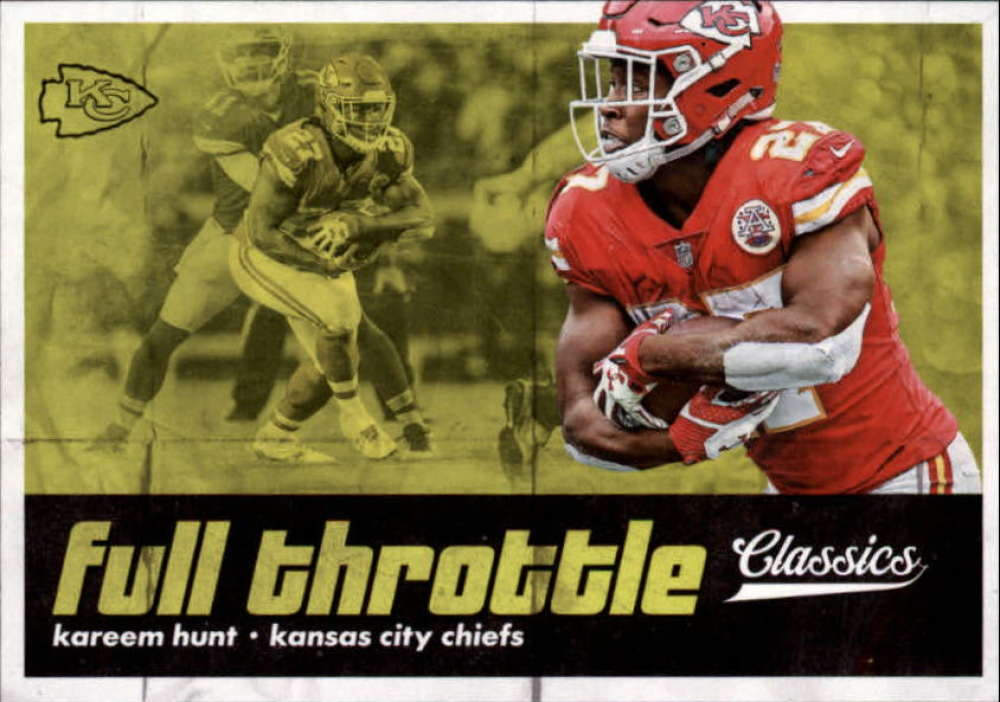 2018 Panini Classics Full Throttle