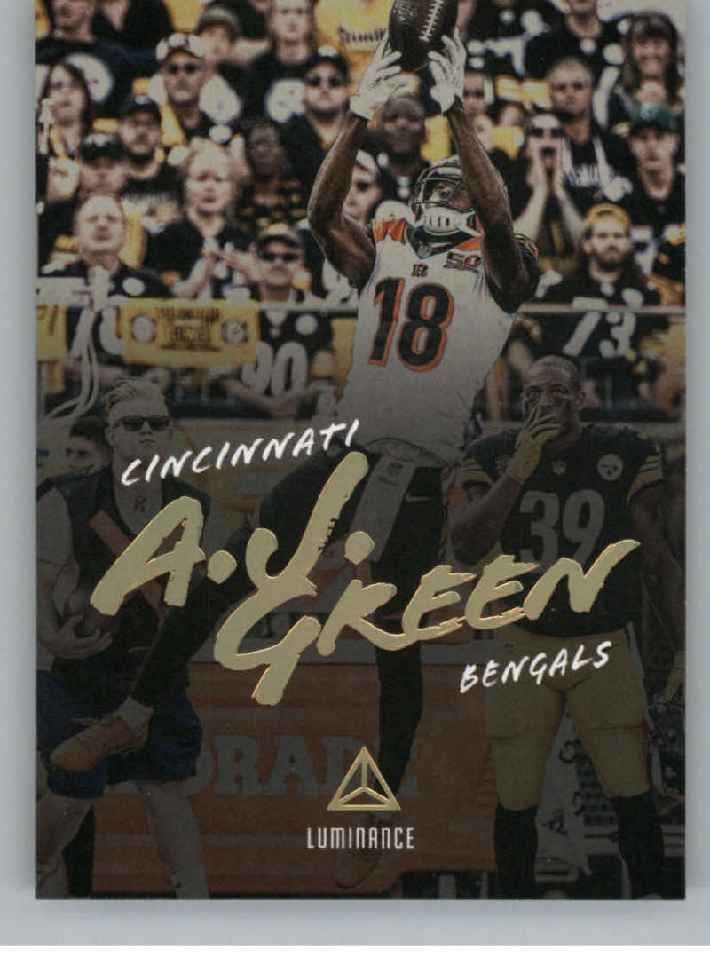 2018 Panini Luminance Luminance Gold