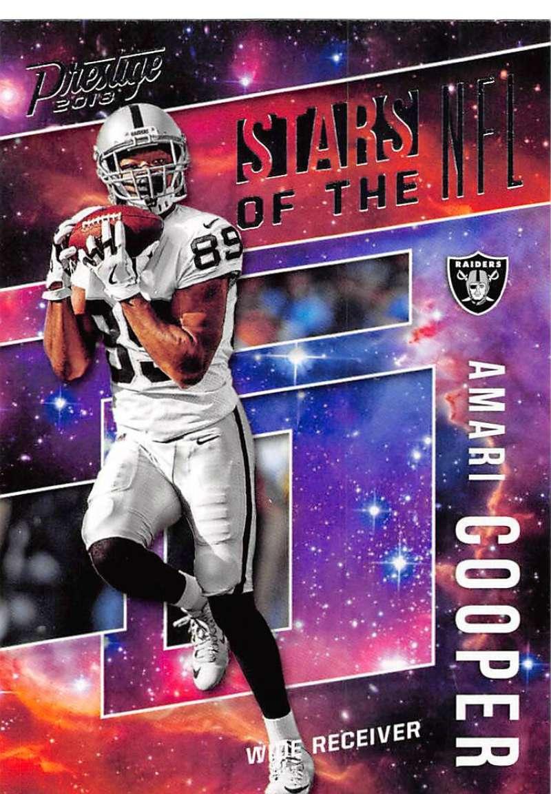 2018 Panini Prestige Stars of the NFL