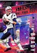 2018 Prestige NFL Stars of the NFL #ST-TB Tom Brady New England Patriots Panini Football Card