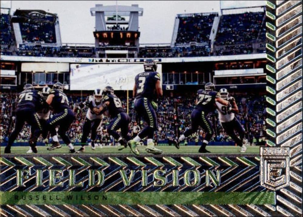 2018 Donruss Elite Field Vision