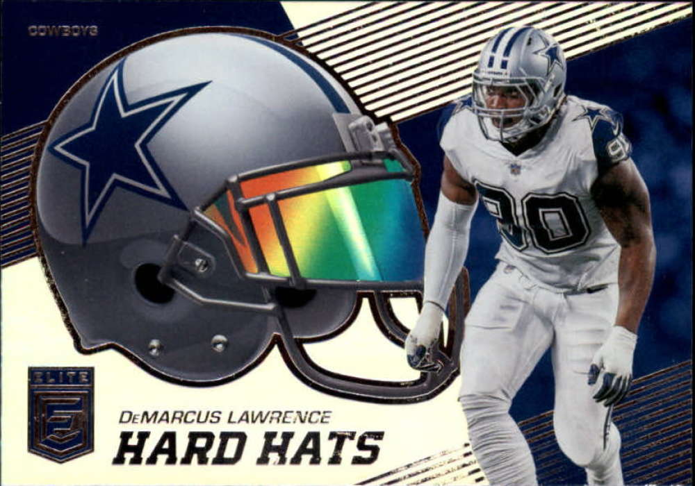 2018 Donruss Elite Hard Hats