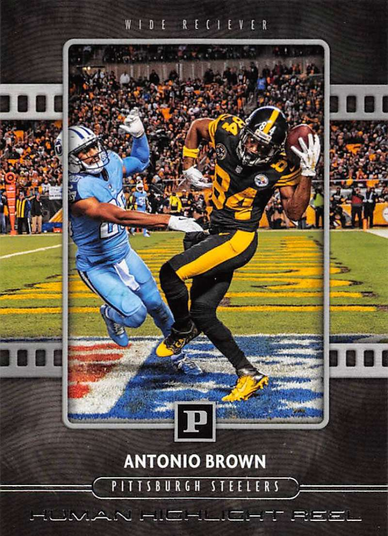 2018 Panini  Human Highlight Reel