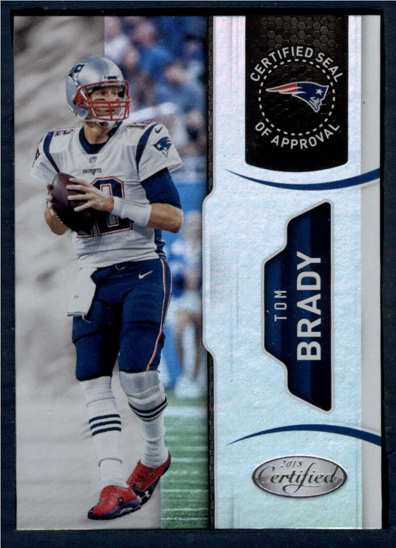2018 Panini Certified Seal of Approval