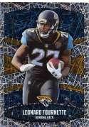 2018 Panini NFL Stickers Collection #150 Leonard Fournette Jacksonville Jaguars Foil Official Football Sticker