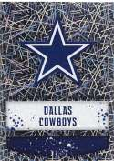 2018 Panini NFL Stickers Collection #227 Dallas Cowboys Logo Dallas Cowboys Foil Official Football Sticker