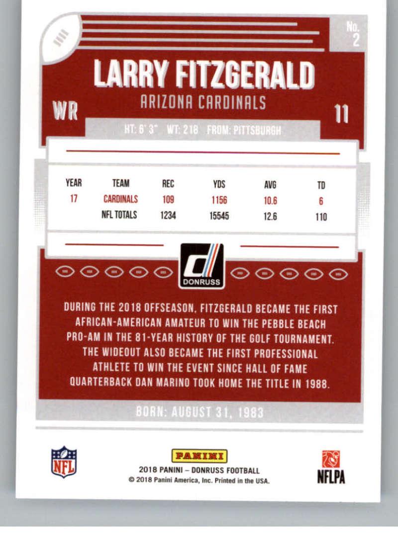 2018-Donruss-Football-Card-Singles-NFL-You-Pick-1-150 thumbnail 5