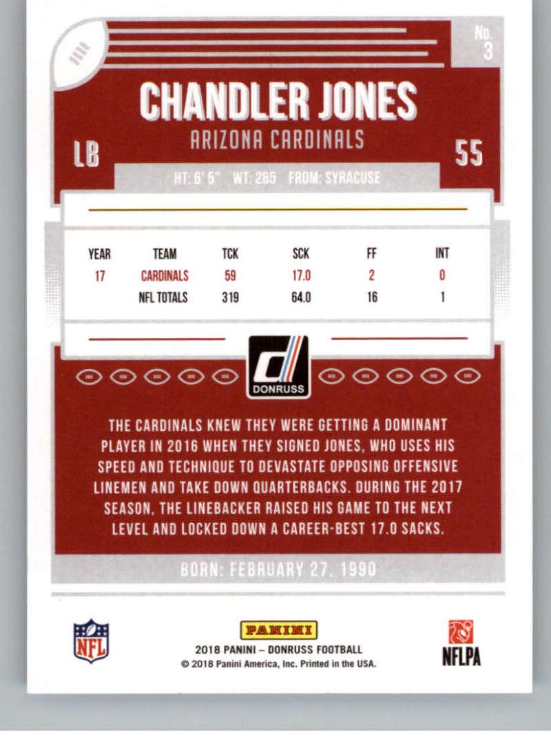 2018-Donruss-Football-Card-Singles-NFL-You-Pick-1-150 thumbnail 7