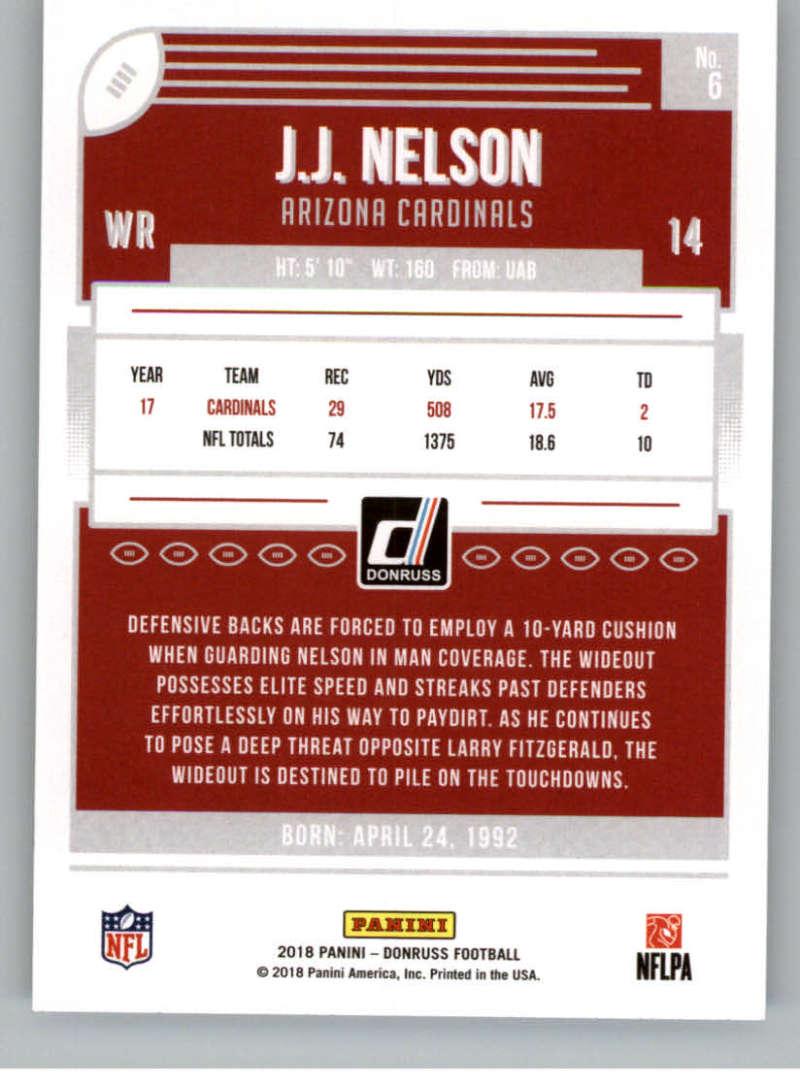 2018-Donruss-Football-Card-Singles-NFL-You-Pick-1-150 thumbnail 13