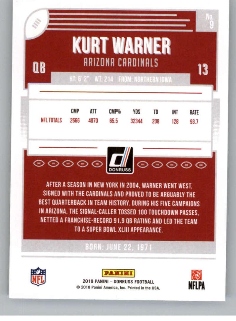 2018-Donruss-Football-Card-Singles-NFL-You-Pick-1-150 thumbnail 19