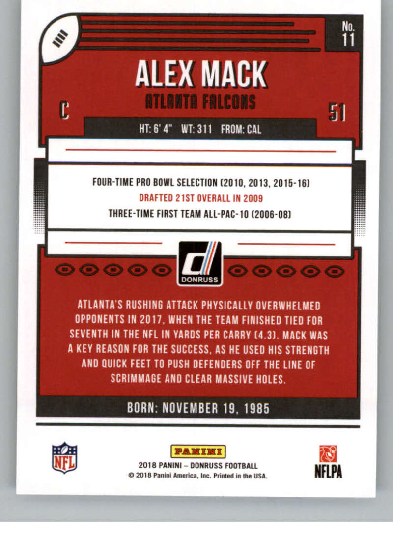 2018-Donruss-Football-Card-Singles-NFL-You-Pick-1-150 thumbnail 21