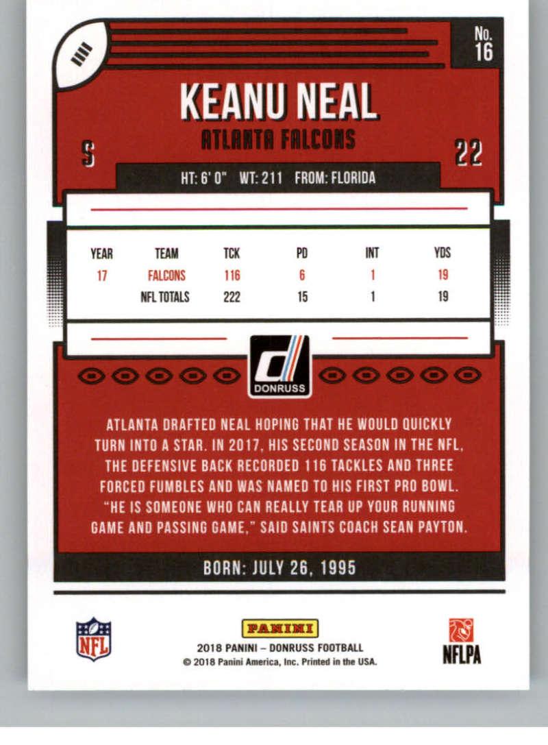2018-Donruss-Football-Card-Singles-NFL-You-Pick-1-150 thumbnail 31