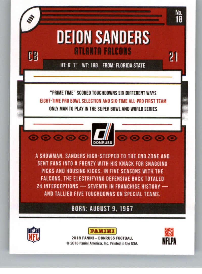 2018-Donruss-Football-Card-Singles-NFL-You-Pick-1-150 thumbnail 35
